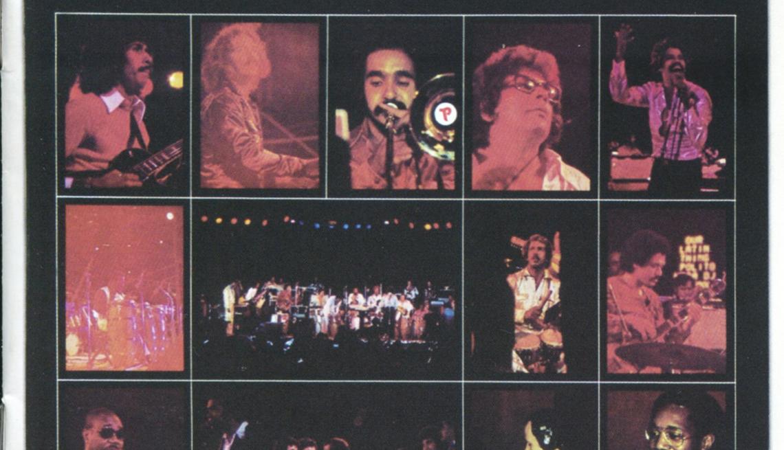 item 3 of Gallery image - Los mejores discos de la Fania All Stars - Latin-Rock-Soul (1974)