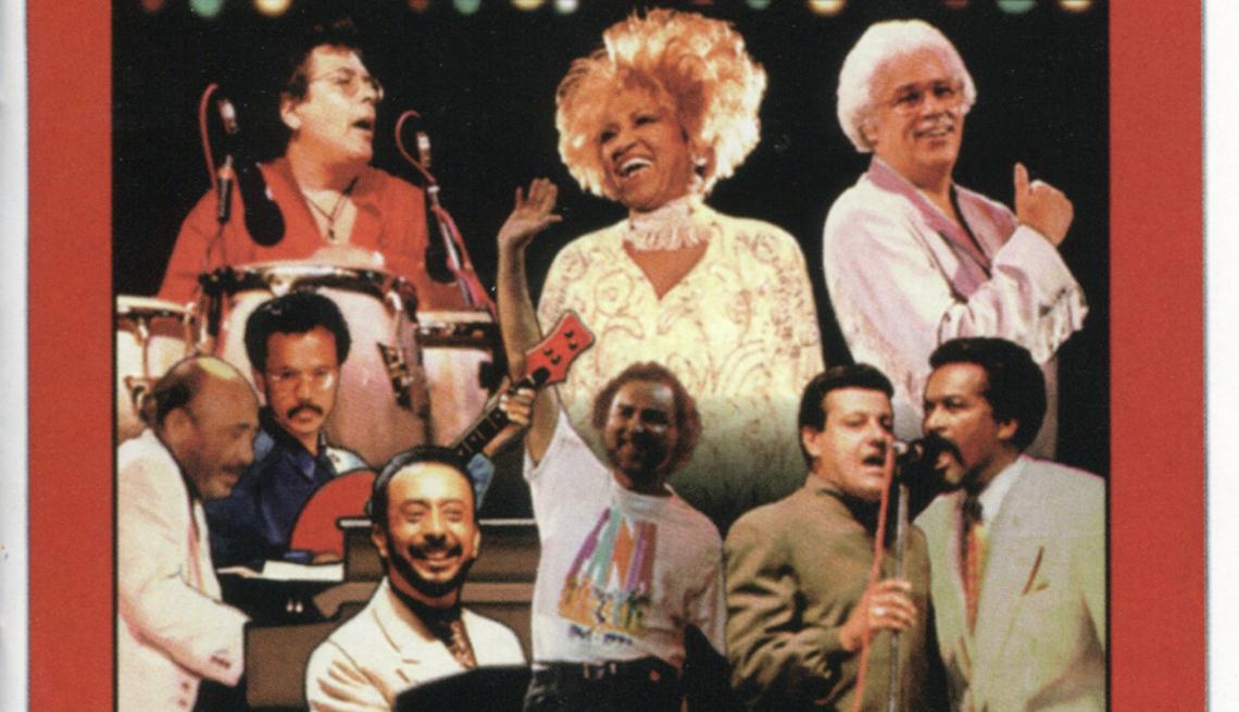 item 10 of Gallery image - Los mejores discos de la Fania All Stars - Live (1995)