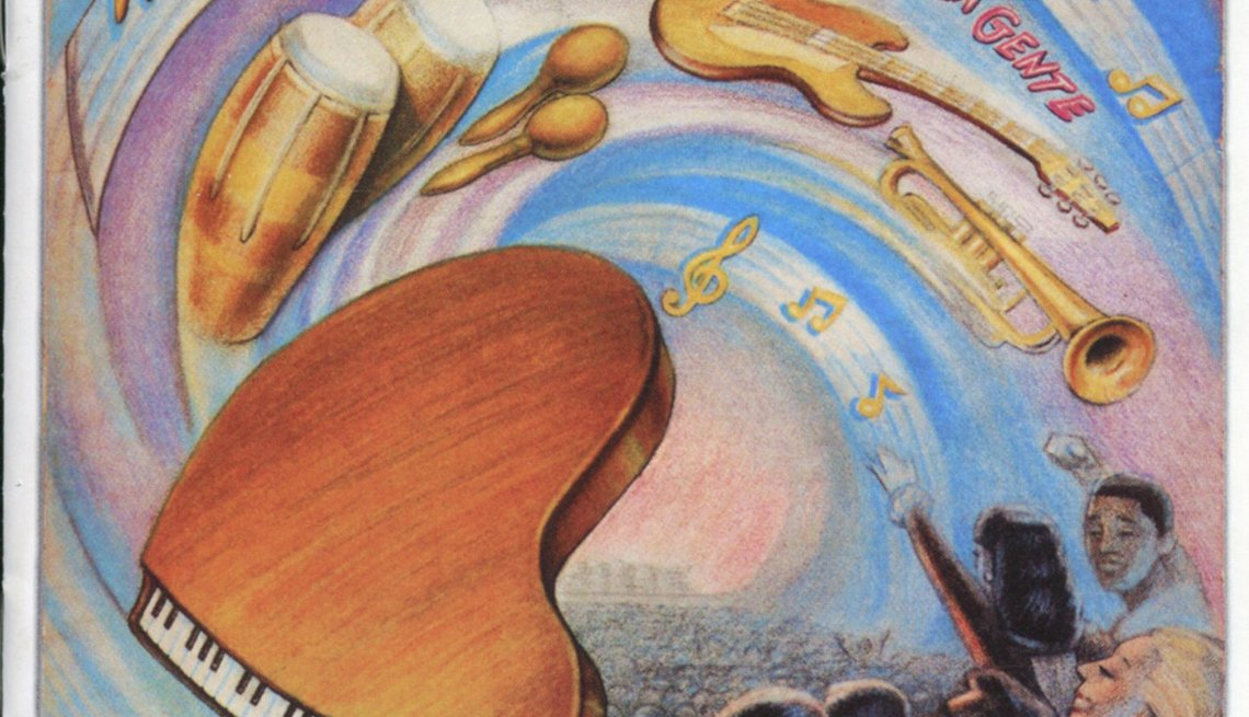 item 8 of Gallery image - Los mejores discos de la Fania All Stars - Lo que pide la gente (1984)