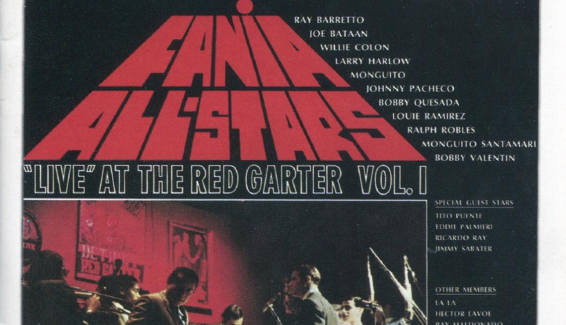 item 1 of Gallery image - Los mejores discos de la Fania All Stars - Live At The Red Garter, Vols. 1 & 2 (1968)
