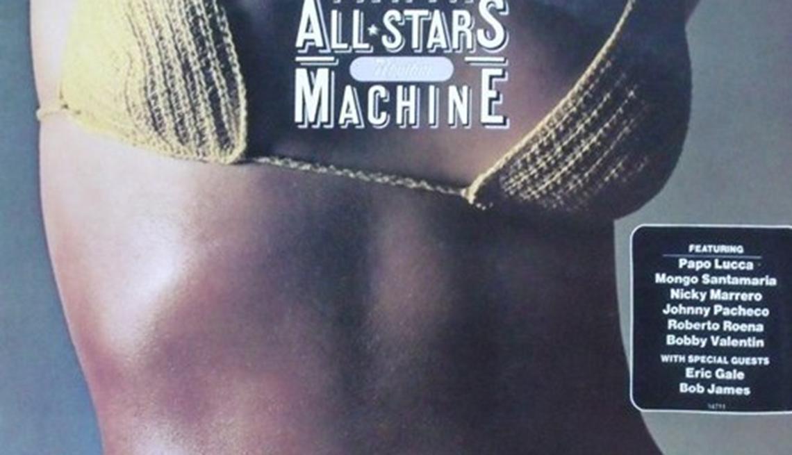 item 6 of Gallery image - Los mejores discos de la Fania All Stars - Rhythm Machine (1977)