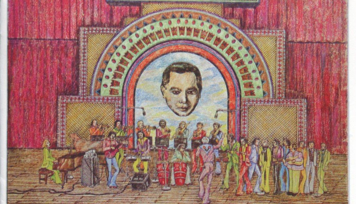 item 5 of Gallery image - Los mejores discos de la Fania All Stars - Tribute To Tito Rodríguez (1976)