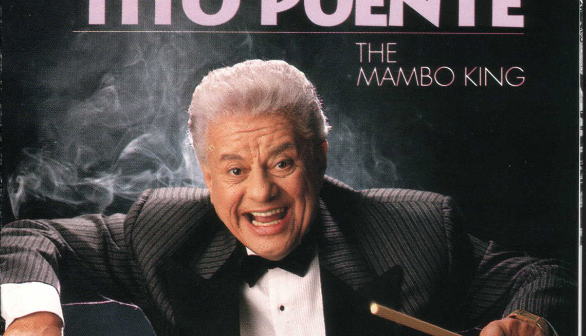 Discos de Tito Puente que debes escuchar - The Mambo King - 100th LP (1991)