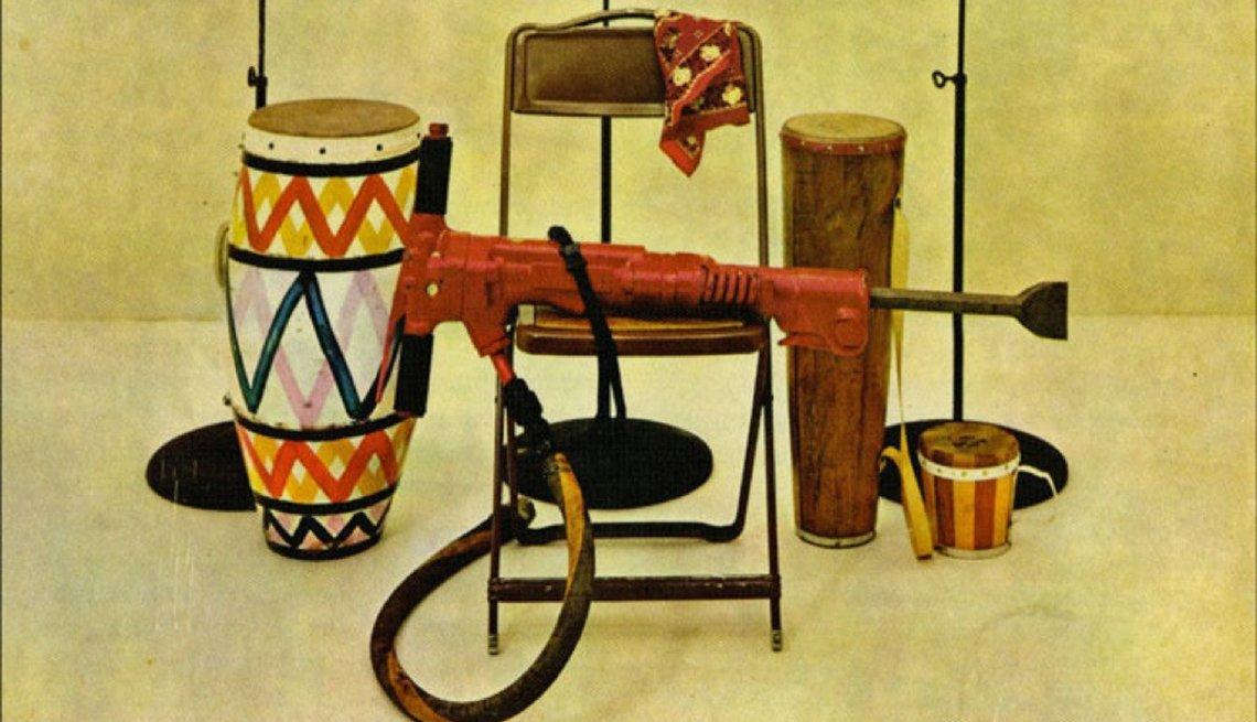 Discos de Tito Puente que debes escuchar - Puente In Percussion (1956)