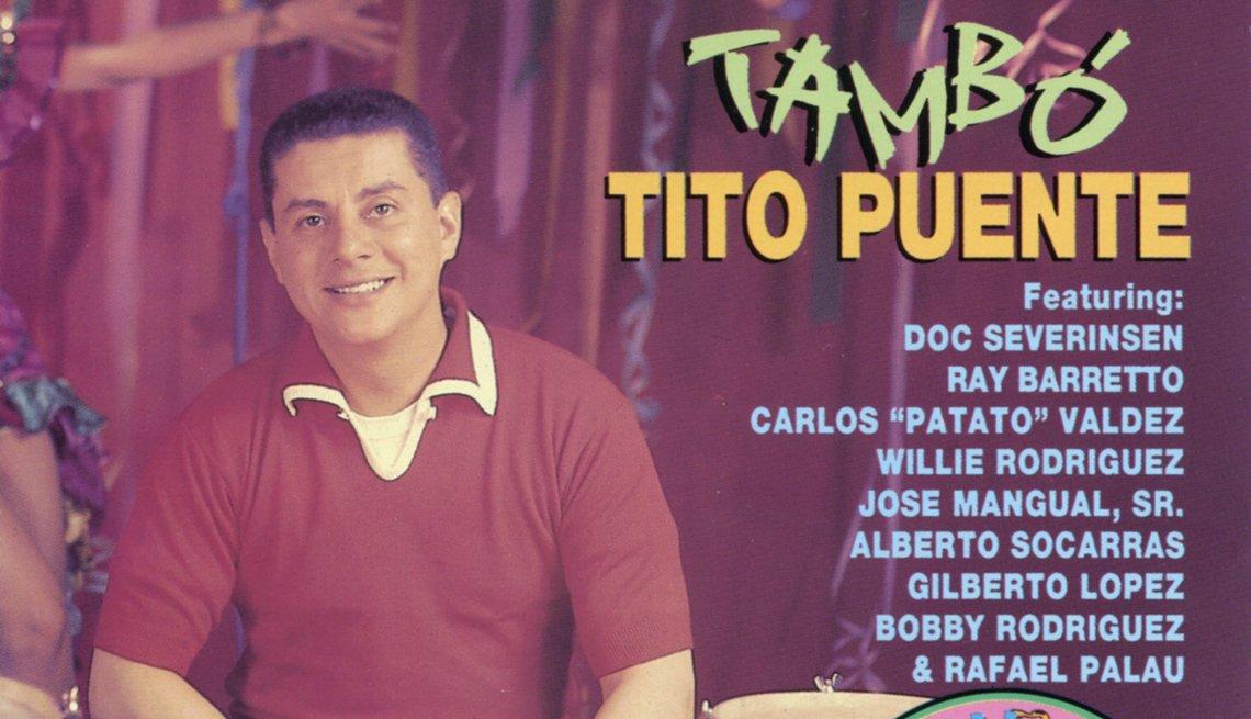 Discos de Tito Puente que debes escuchar - Tambó (1960)