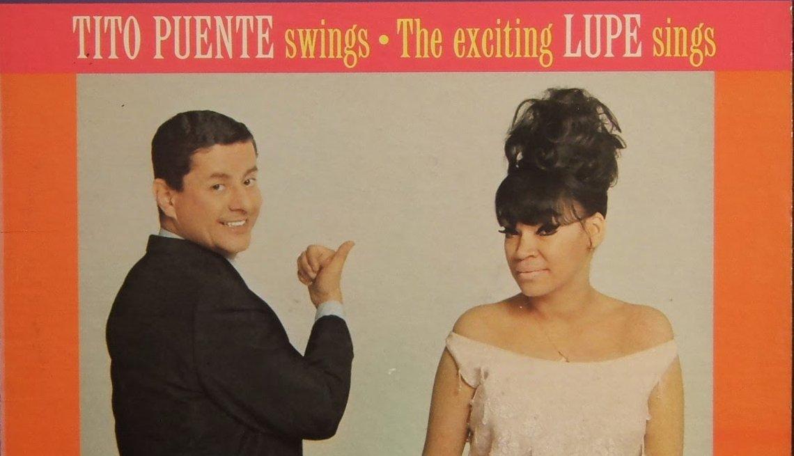 Discos de Tito Puente que debes escuchar - Tito Swings, La Lupe Sings (1965)