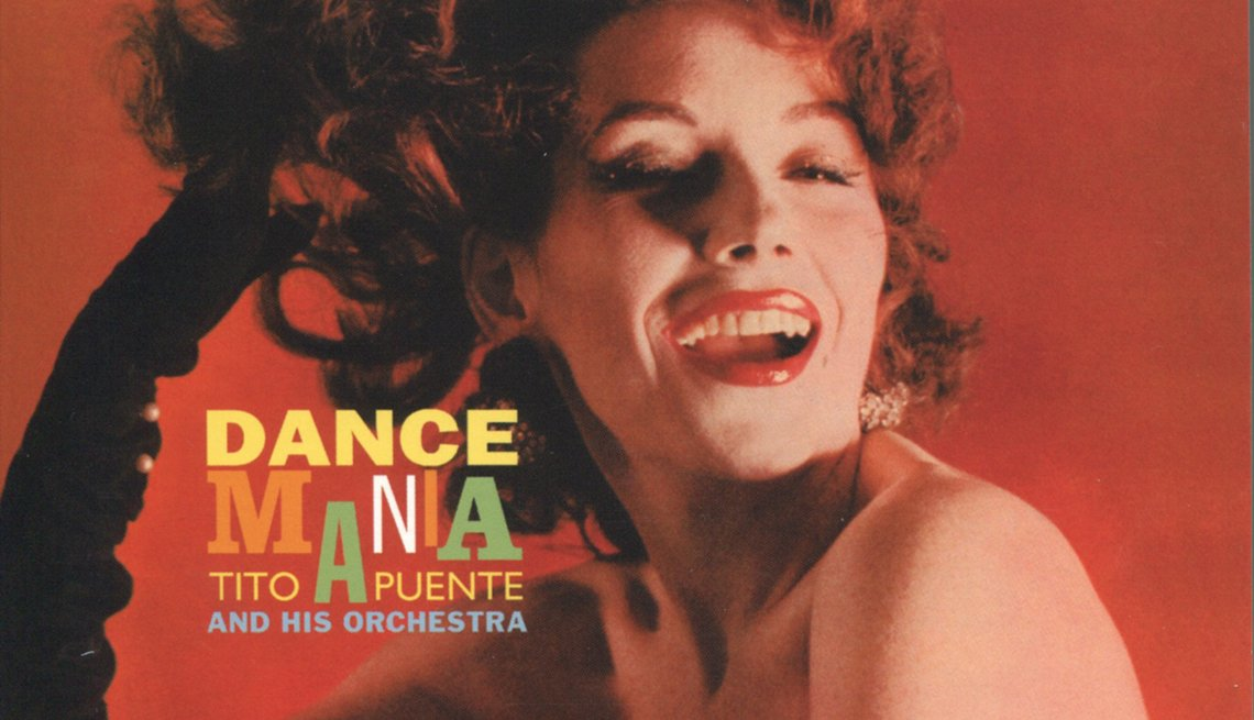 Discos de Tito Puente que debes escuchar - Dance Mania (1958)