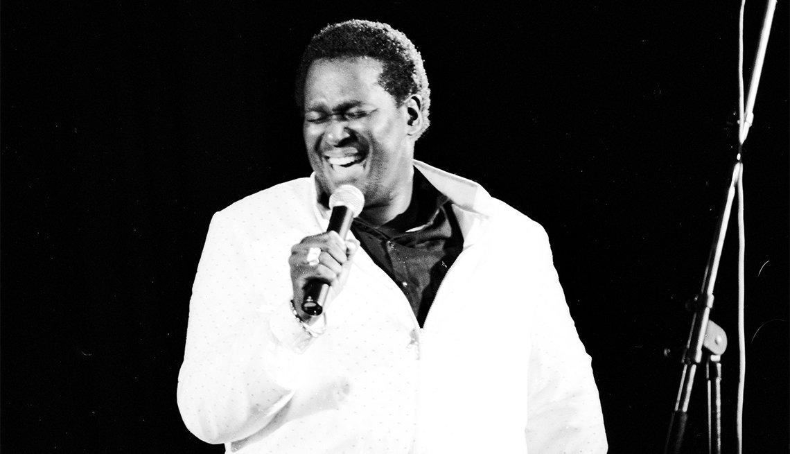 'A House Is Not a Home' Luther Vandross (1981)