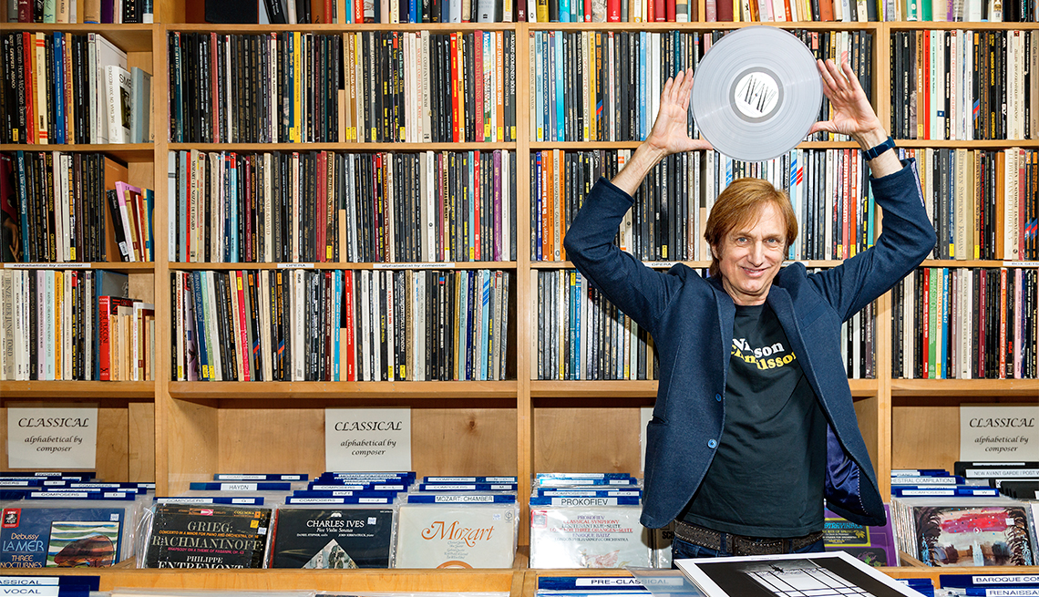 For the Love of Records - Michael Kurtz head of record store day
