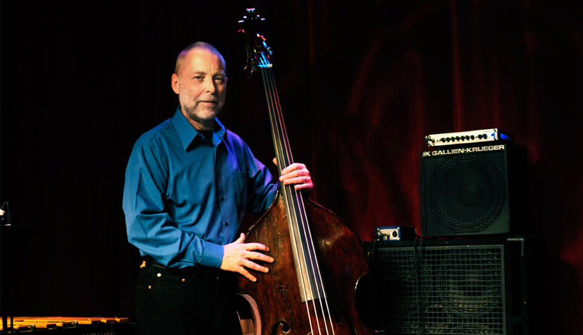Dave Holland, Jazz Musician, Bassist, Composter, Bandleader, Jazz Greats You Must See