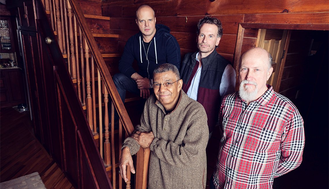 Jack DeJohnette, Larry Grenadier, John Medeski and John Scofield Form The Group 'Hudson', Jazz Musicians, Jazz Greats You Must See Live