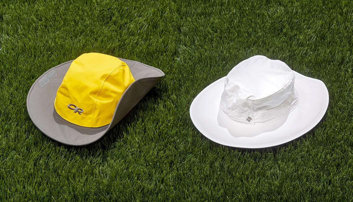 The Seattle Sombrero and Columbia's Coolhead Zero Booney