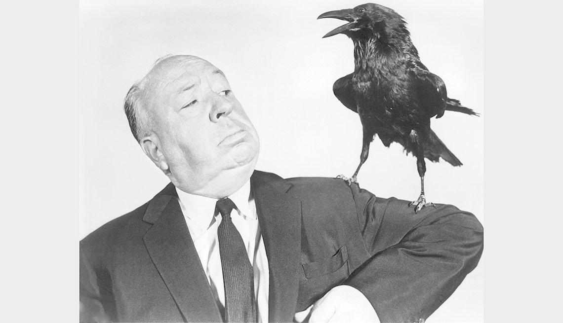 Afred Hitchcock, maestro del suspenso