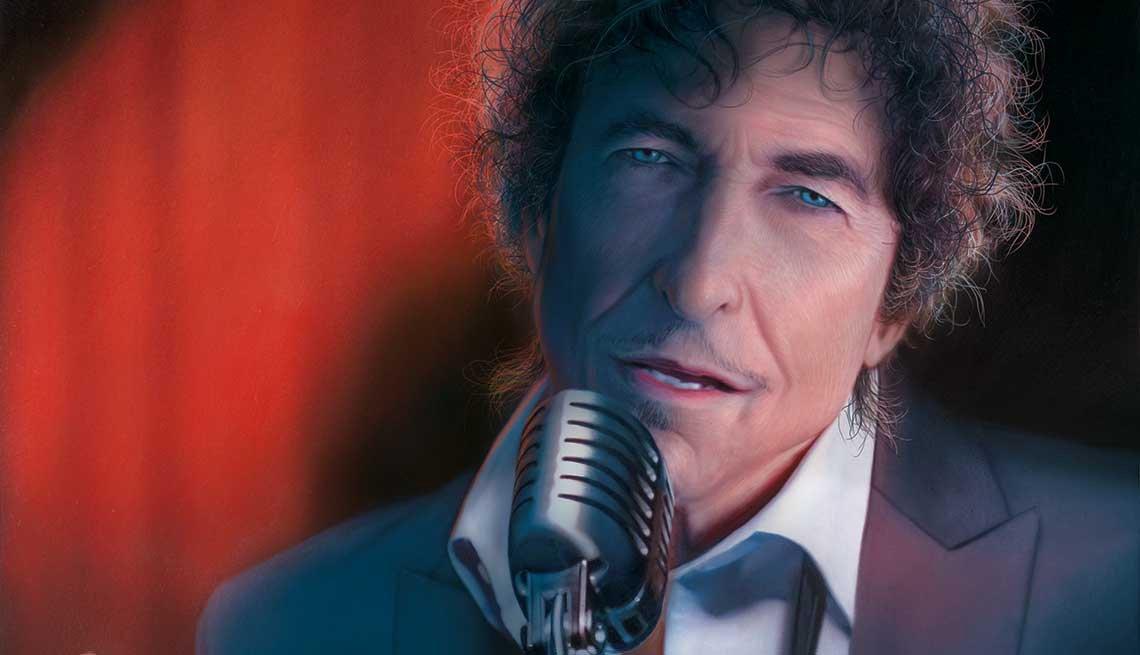 Bob, Dylan, Illustration