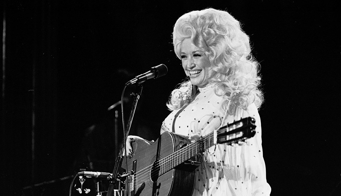 Dolly Parton, Coat of Many Colors (1971)