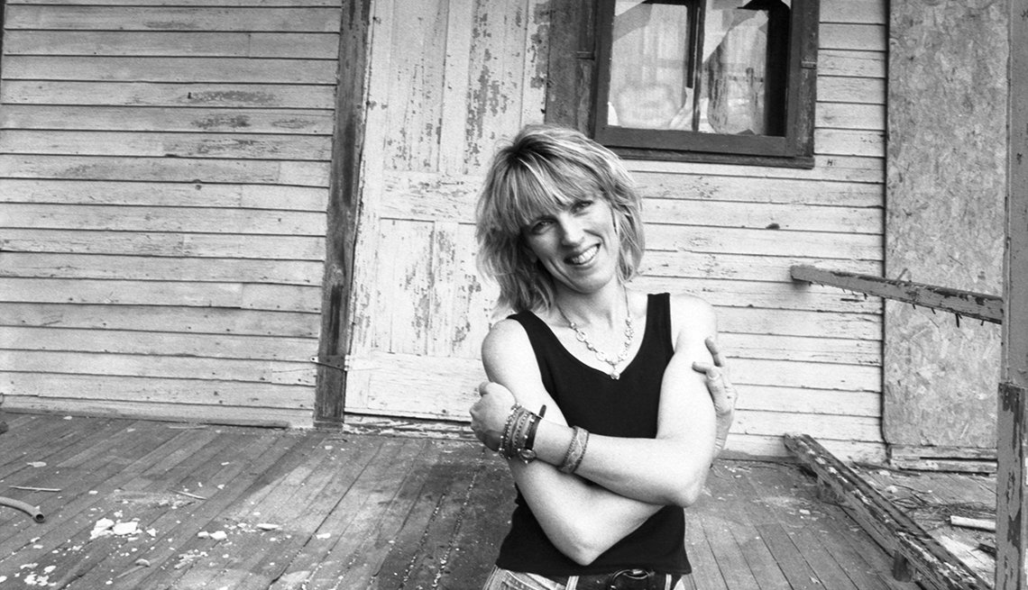 Lucinda Williams, Car Wheels on a Gravel Road (1998)