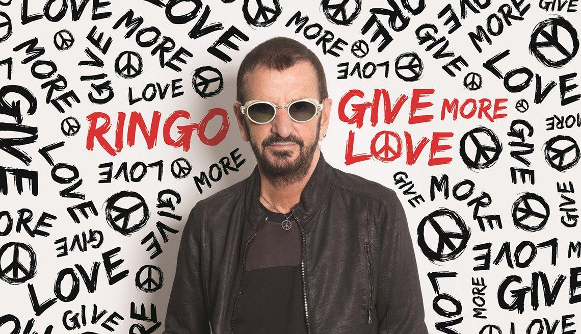 Ringo Starr Album Give More Love