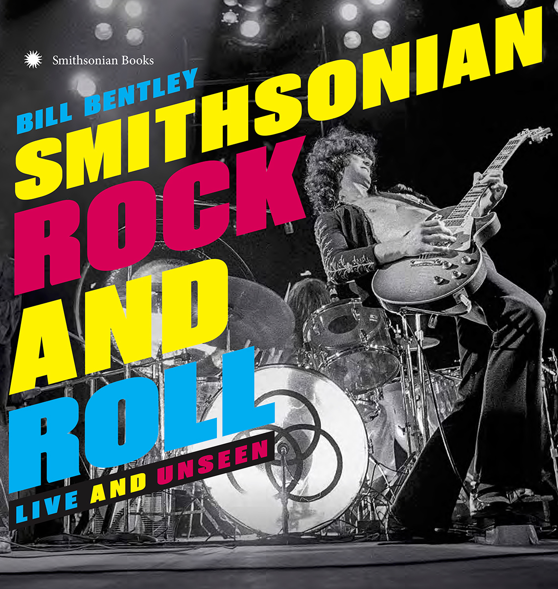 Smithsonian Rock and Roll Live and Unseen