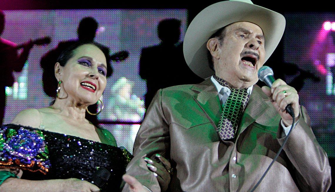 Antonio Aguilar, Flor Silvestre, rancheras inolvidables