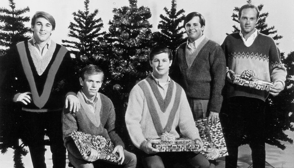 horizontal gallery image - Beach Boys Christmas