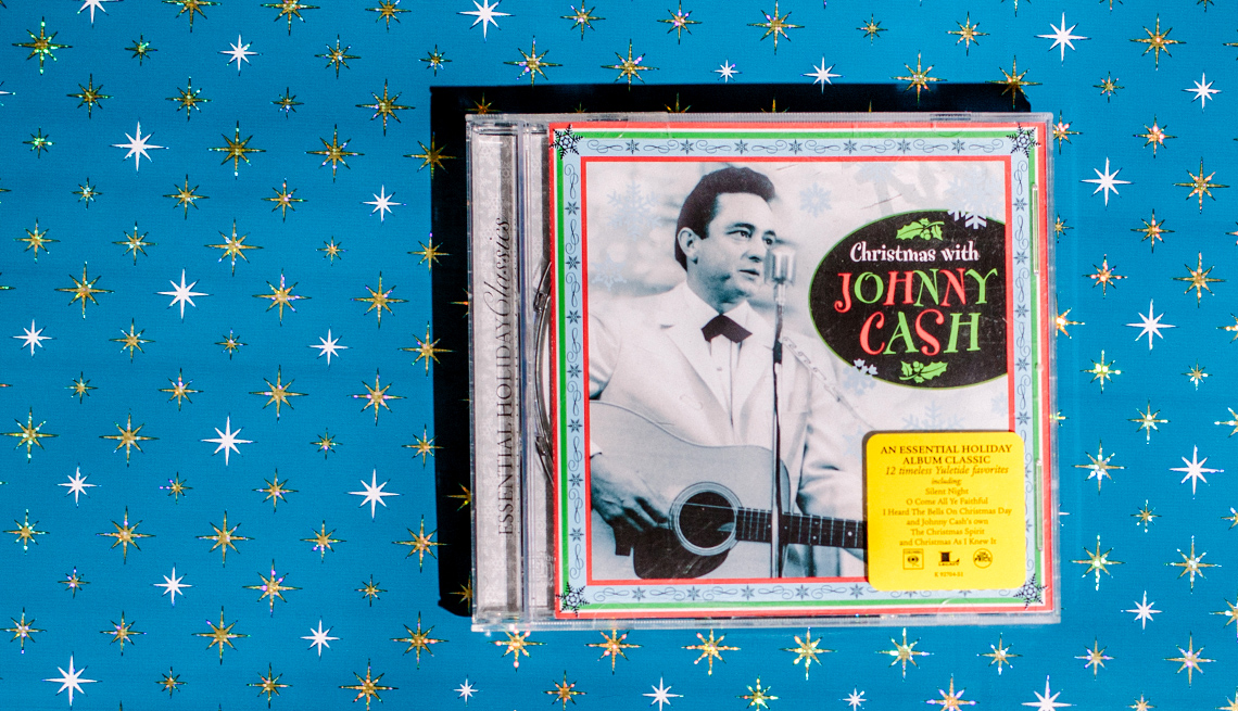item 9 of Gallery image - Christmas With Johnny Cash