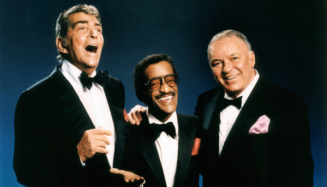 item 10 of Gallery image - Various artists, Christmas With the Rat Pack