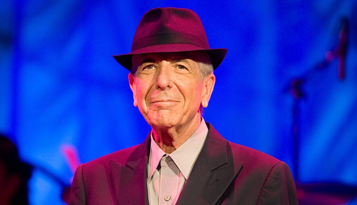 Grammys Leonard Cohen