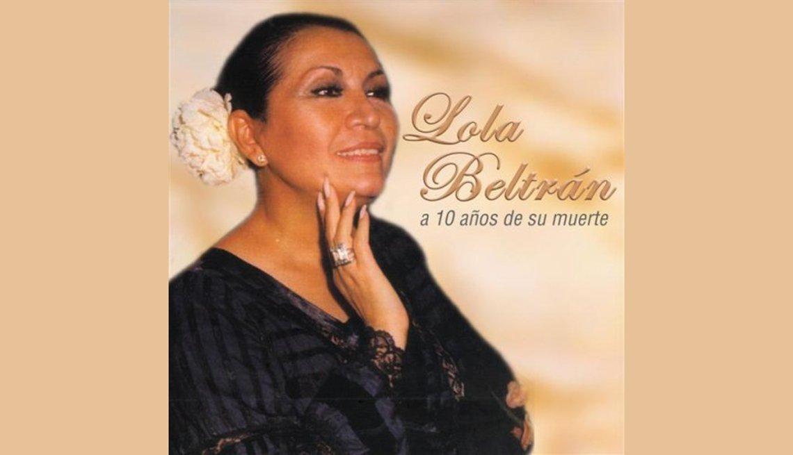 Lola Beltrán, rancheras inolvidables