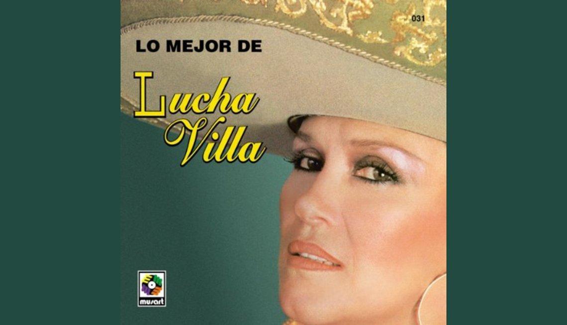 Lucha Villa,  Rancheras inolvidables
