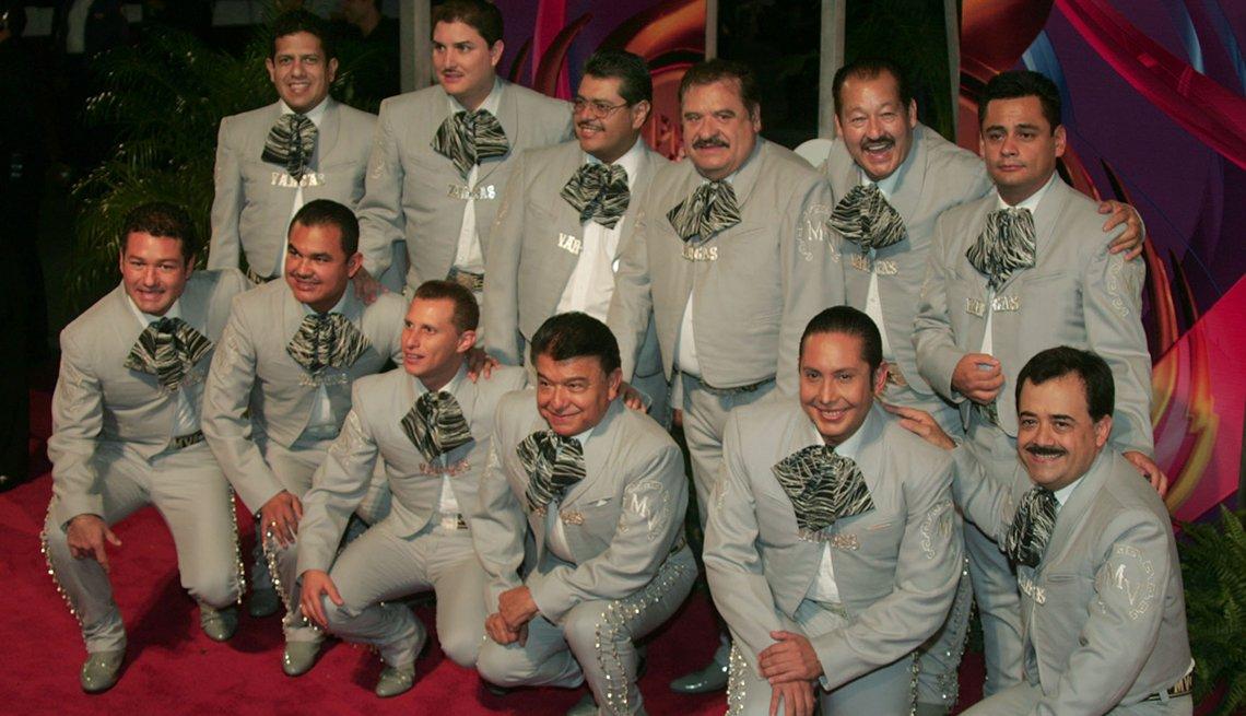Mariachi Vargas, rancheras inolvidables