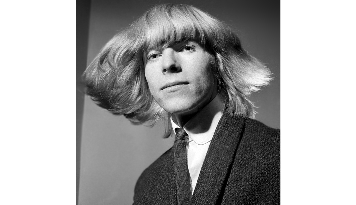item 1 of Gallery image - a young Davy Jones before he changed his name to Bowie