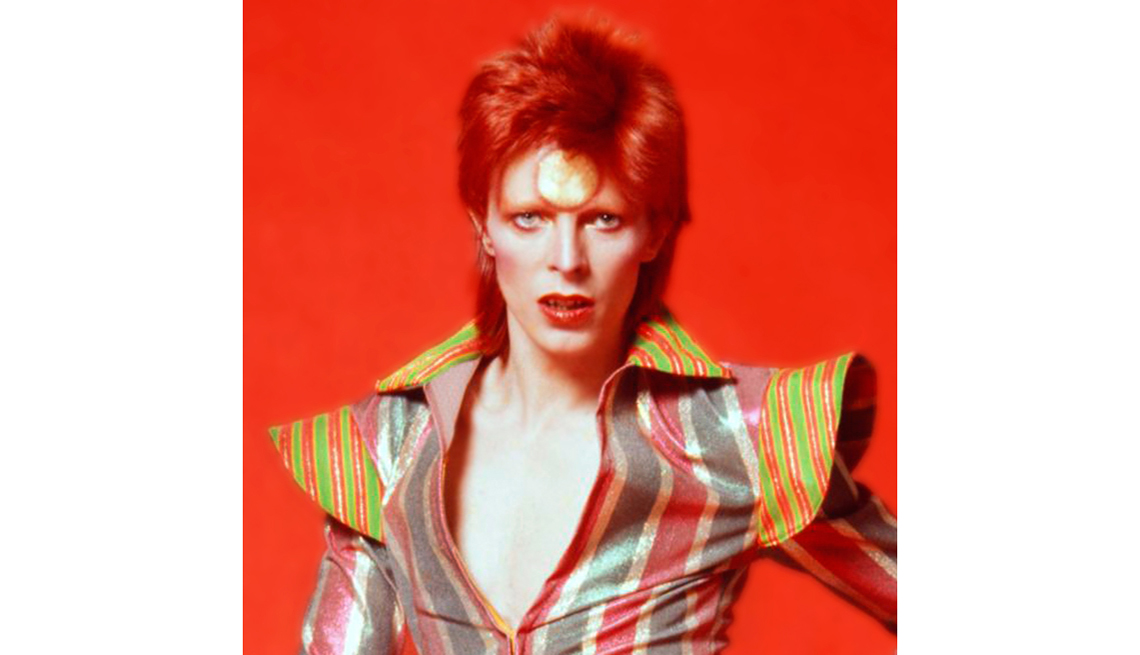 item 2 of Gallery image - David Bowie, 1973.