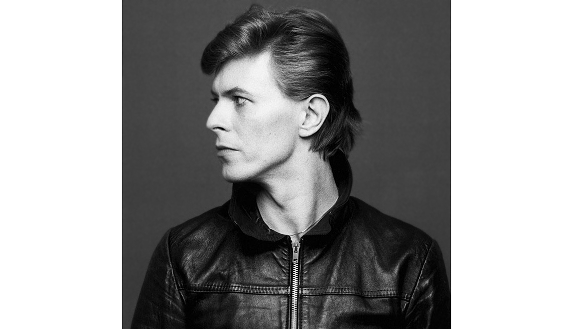 item 4 of Gallery image - David Bowie, 1977.