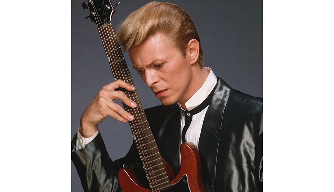 David Bowie, 1982.