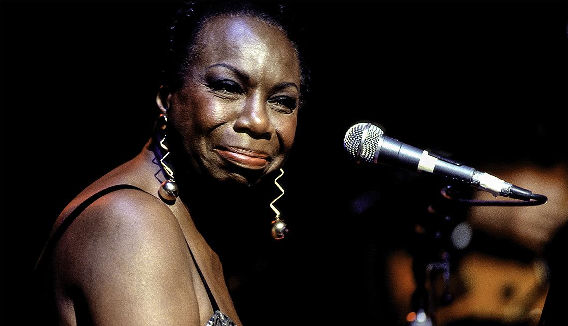 Nina Simone At The Beacon Theater
