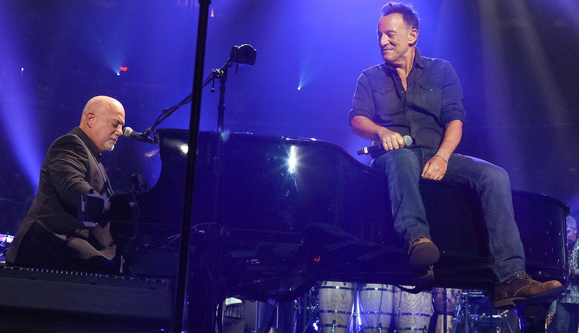 Auto-tune From Bruce Springsteen Two Words