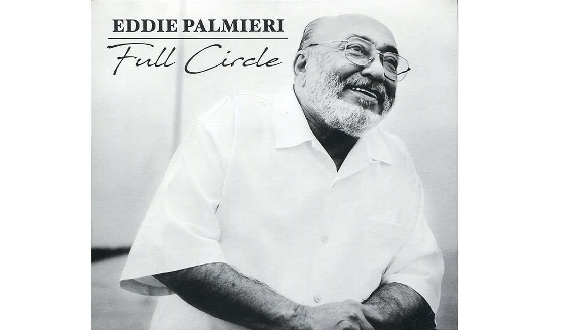 Portada del disco Eddie Palmieri Full Circle