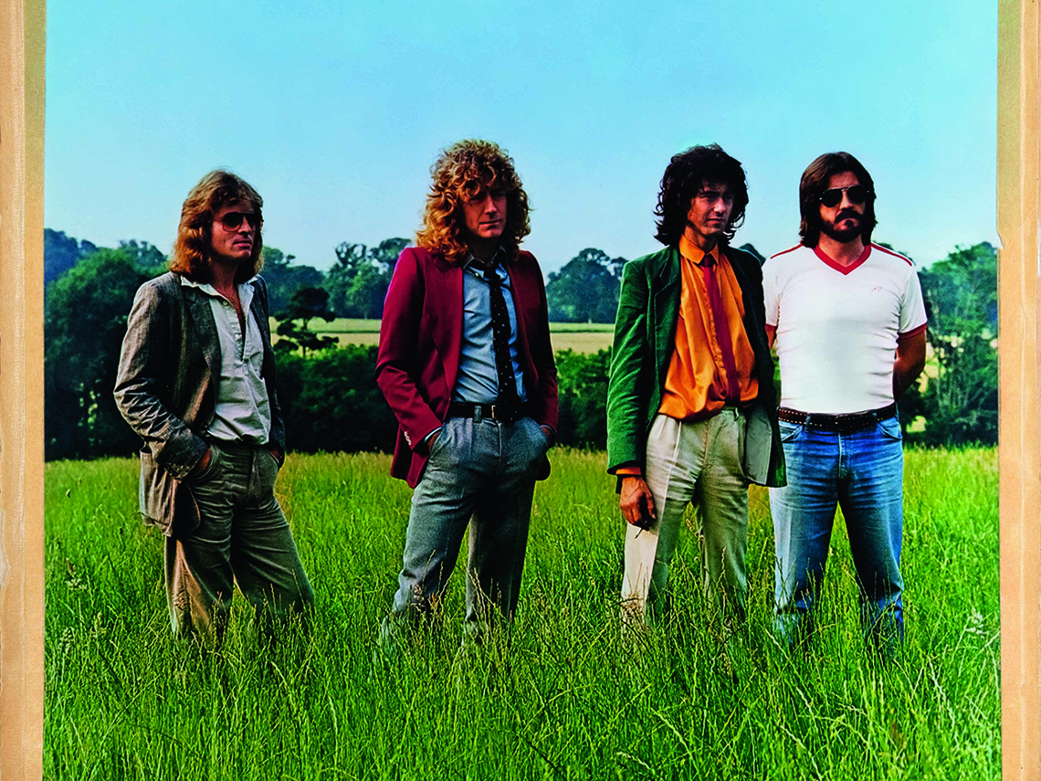 item 12 of Gallery image - Album cover for Led Zeppelin