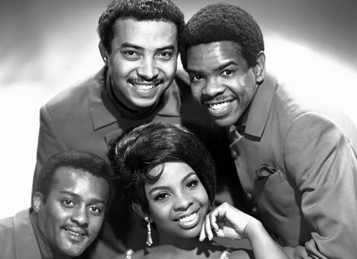 item 8 of Gallery image - Gladys Knight y the Pips