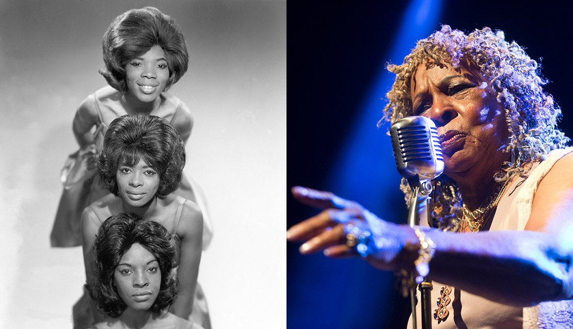Martha and the Vandellas, Martha Reeves