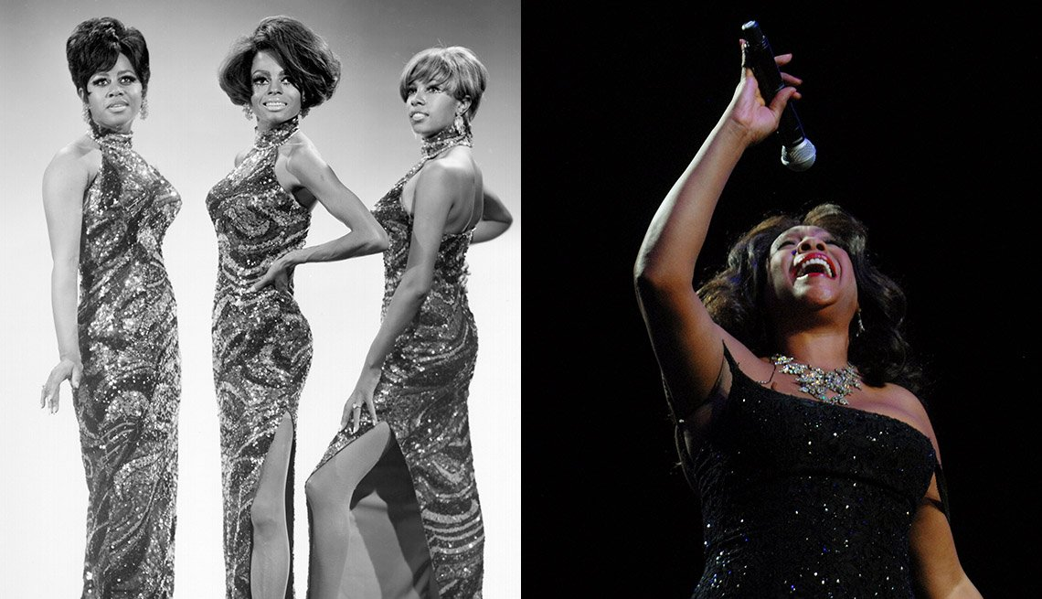 The Supremes, Mary Wilson