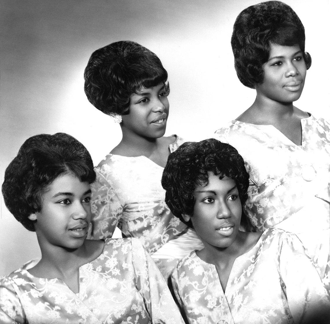 Grupo The Marvelettes