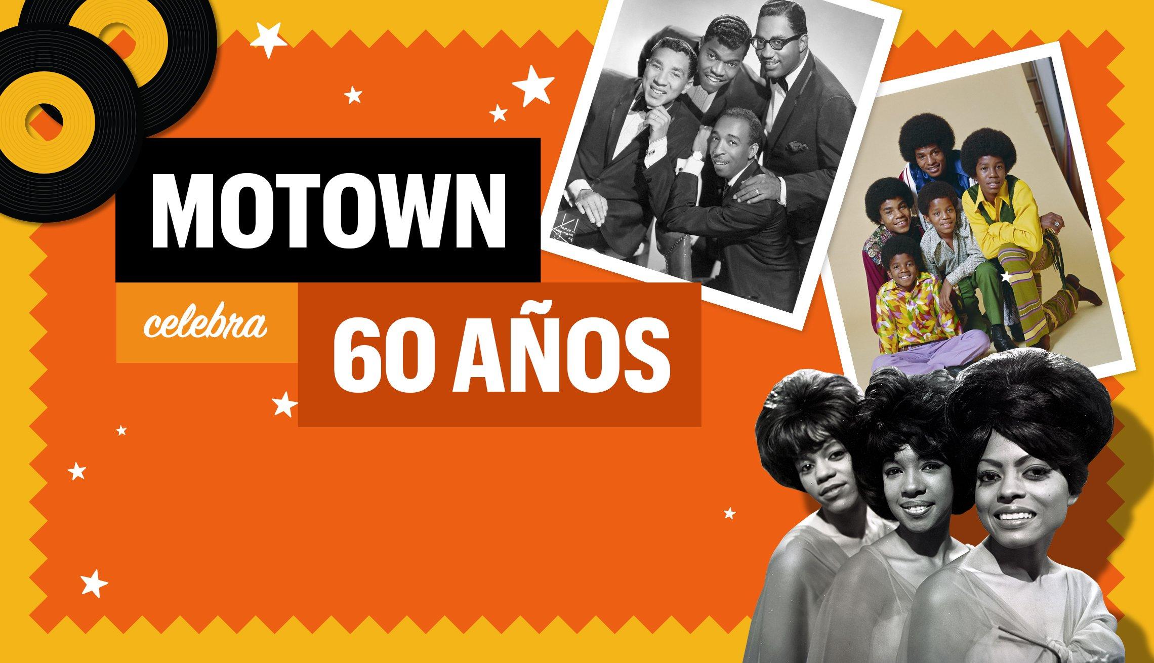 Gráfica Motown celebra 60 años