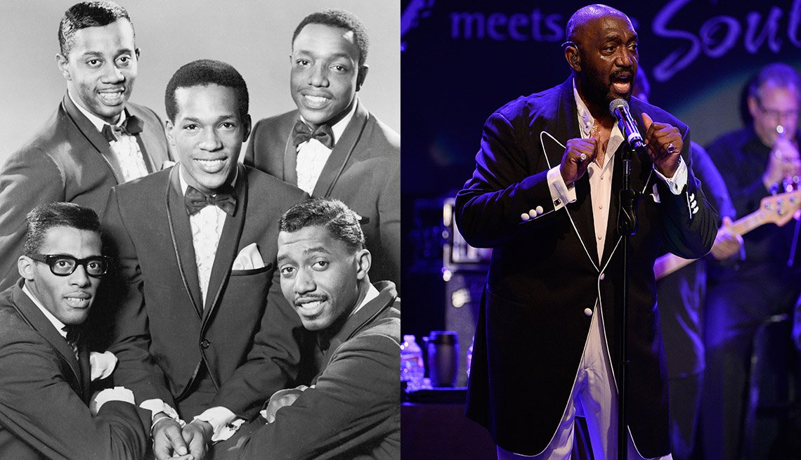 The Temptations, Otis Williams