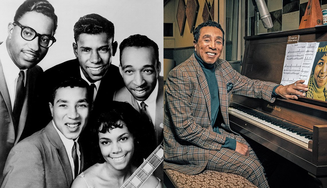 Smokey Robinson and the Miracles; Smokey Robinson