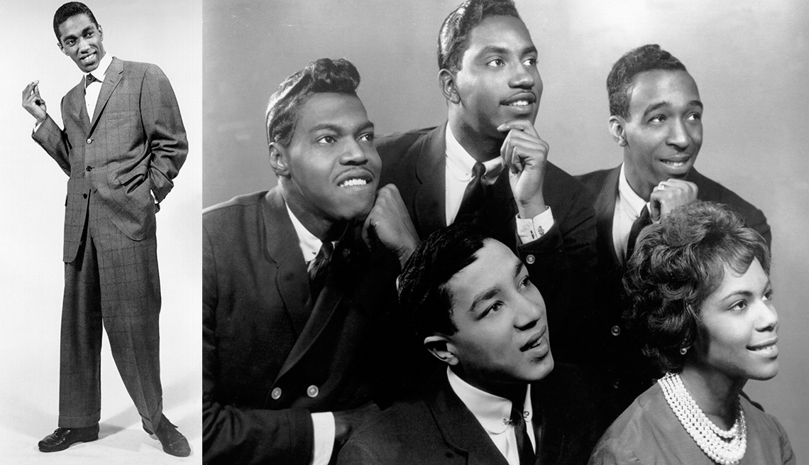 item 2 of Gallery image - barrett strong, smokey robinson and the miracles