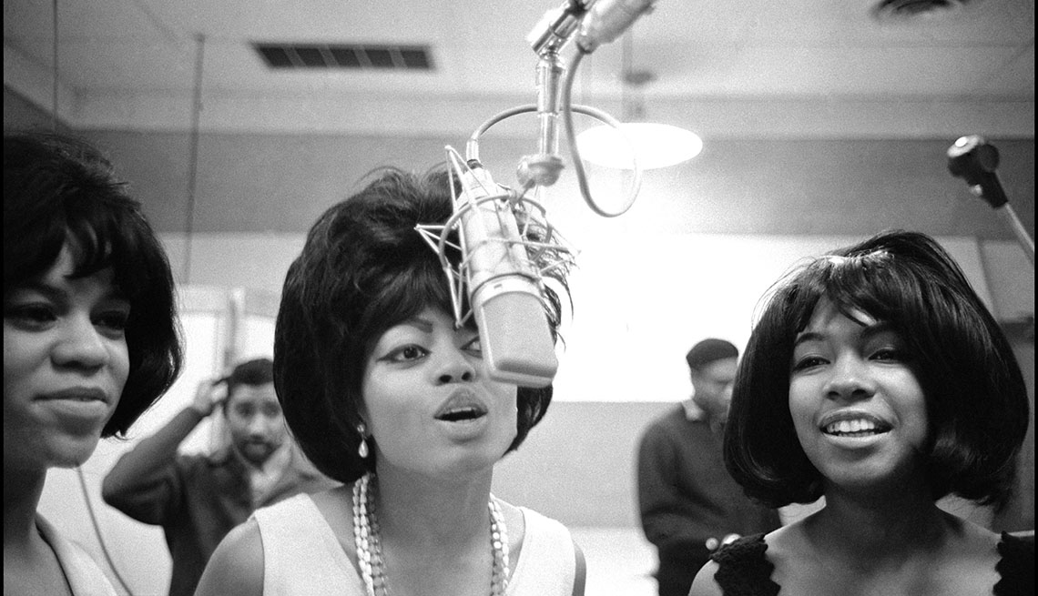 item 7 of Gallery image - The Supremes, Florence Ballard, Diana Ross y Mary Wilson