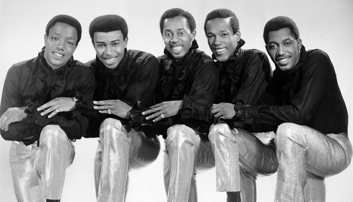 item 6 of Gallery image - The Temptations,  Circa 1968