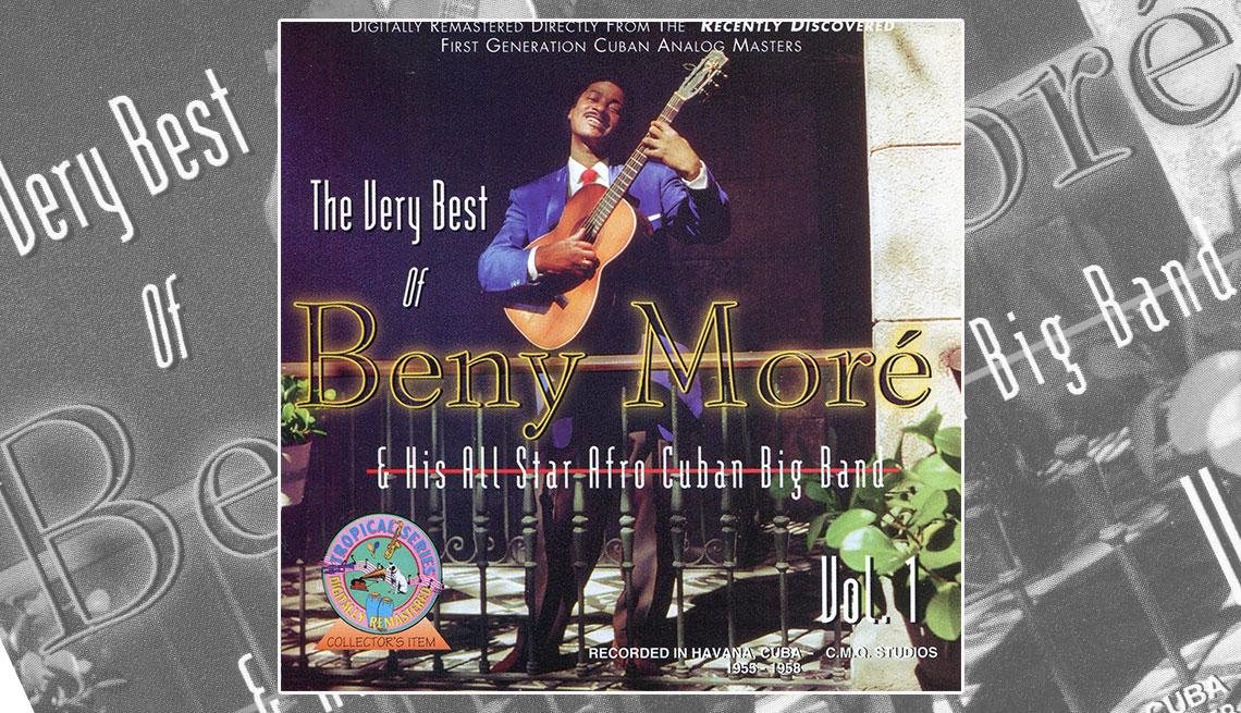 Portada de The Very Best of Benny Moré & His All Star Afro Cuban Big Bang