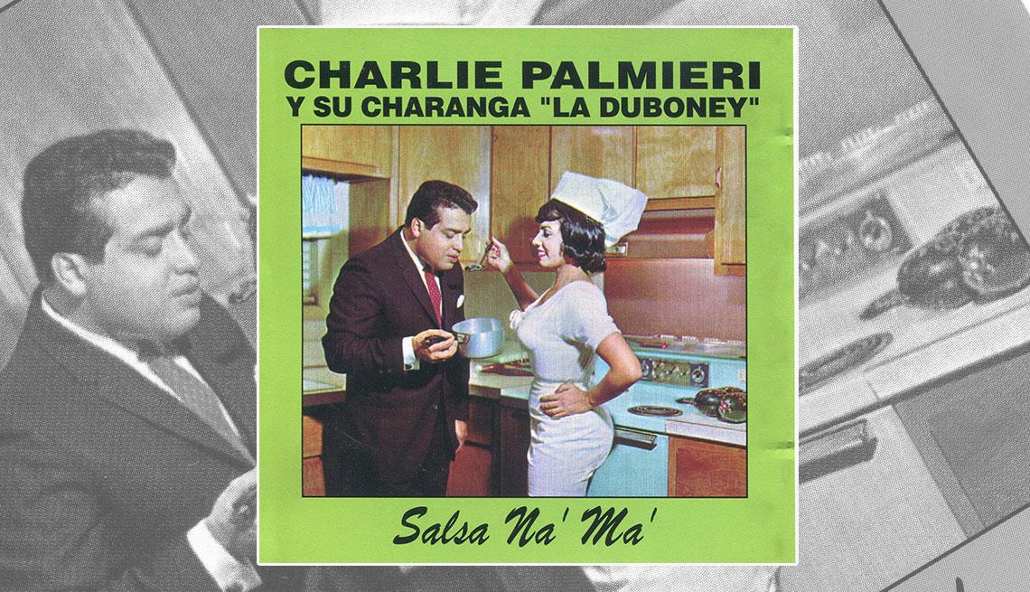 Portada de Charlie Palmieri y su charanga 'La Doboney'.